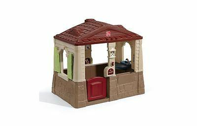 childs cottage indoor outdoor playhouses toddlers year
