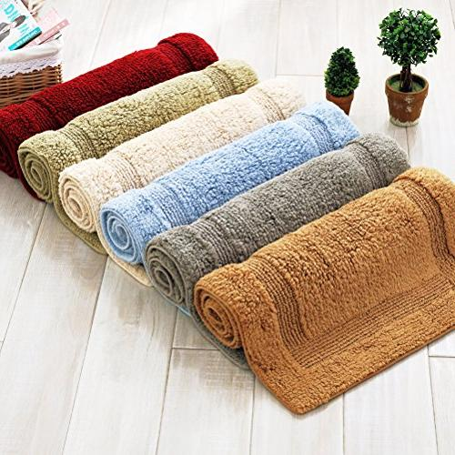 LivebyCare Chenille Area Door Mat Floor Rug Non-Slip Doormat Entry Entrance for Playhouse Bar Exercise
