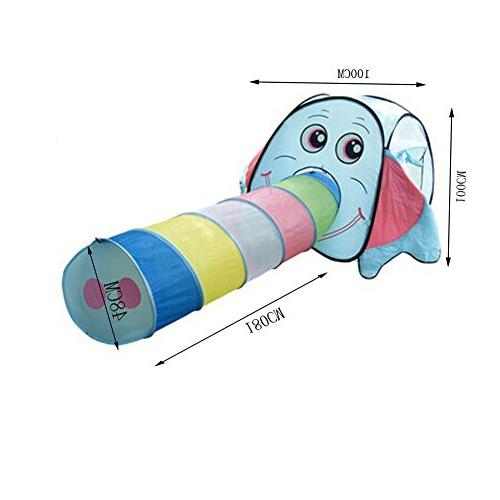 cute elephent indoor play tent