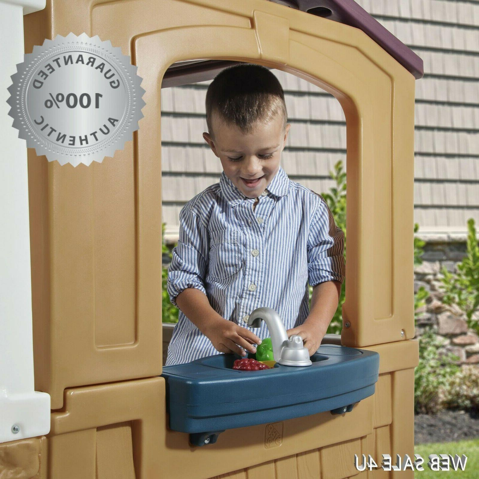 Deluxe Playhouse Large Toddler Style