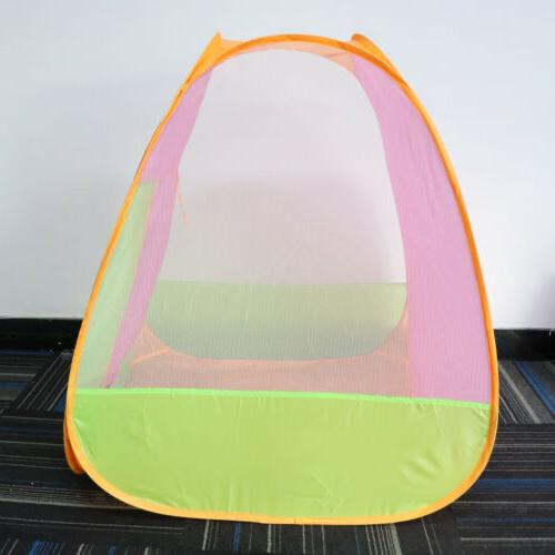 Doll Bear Playhouse Play Tent Indoor Outdoor Fun Toy
