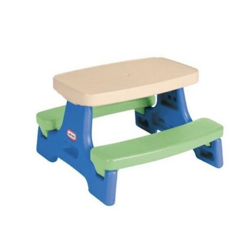 Little Tikes Store Jr. Table with Umbrella