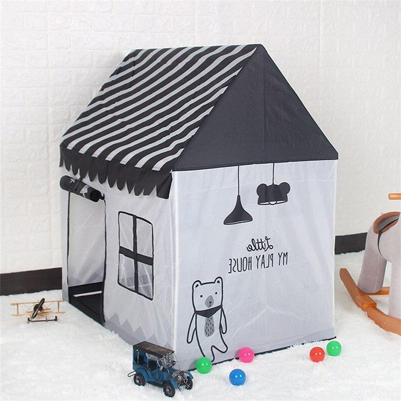 Foldable Toy Portable Pool Pit Simulation <font><b>Outdoor</b></font> Teepee Birthday Castle For