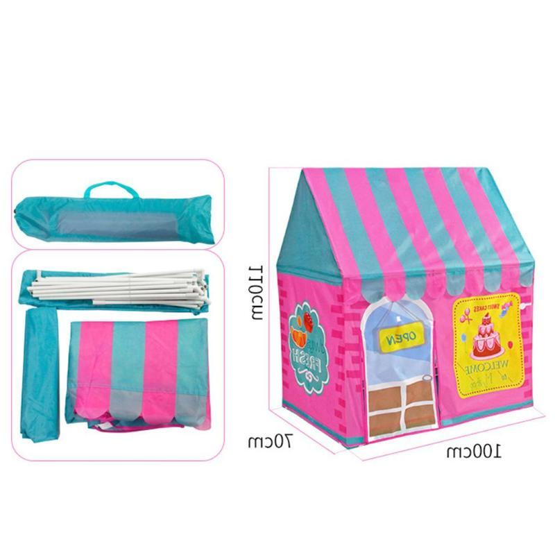 <font><b>Kids</b></font> House Play Pit <font><b>Playhouse</b></font> Pretended Tents Baby Tent Girl Princess Castle for <font><b>Kids</b></font> <font><b>Outdoor</b></font>