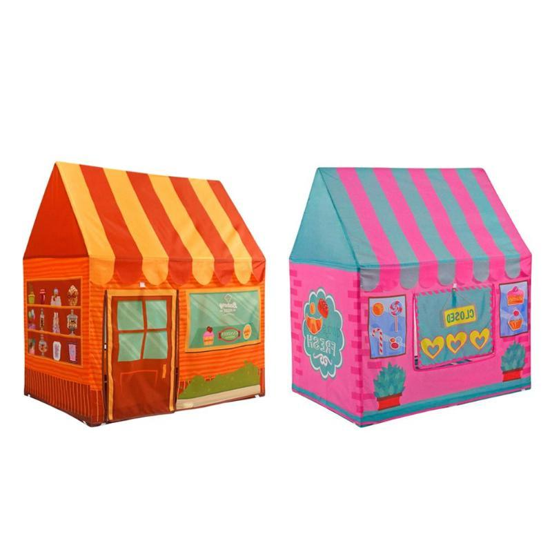 <font><b>Kids</b></font> House Pit Pretended Toys Tents Baby Play Tent Princess Castle for <font><b>Outdoor</b></font>