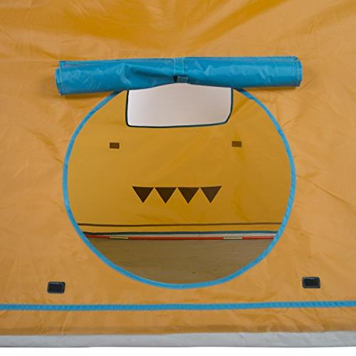 """Pacific Play 30610 Kids Tent Playhouse, 59"""" 59"""" 96"""""""