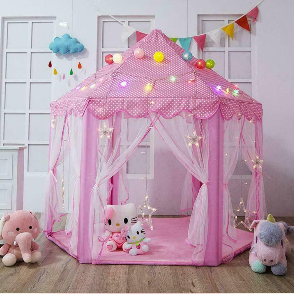 Girls Cute Playhouse Child Play In/ Outdoor