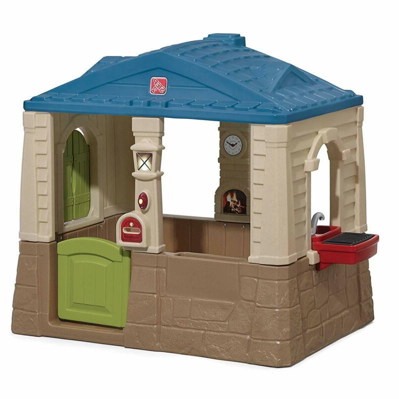 happy home cottage and grill kids playhouse