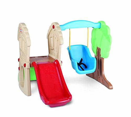 hide seek climber swing
