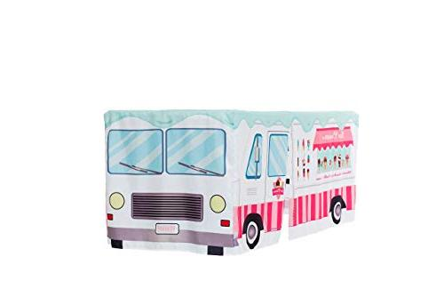 Tentables Ice Cream Play Tent and Cloth Indoor for Party Play