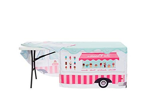 Tentables Ice Play Tent Cloth for
