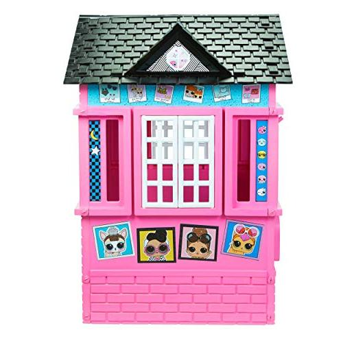 L.O.L. Indoor Outdoor Playhouse Glitter