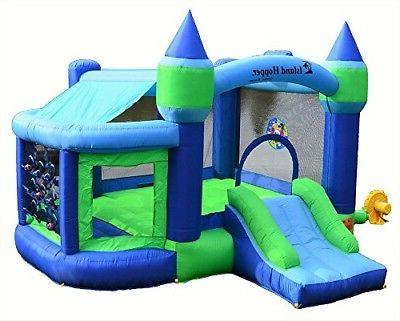 inflatable bounce castle jungle gym fun house