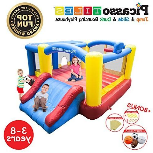 kc102 inflatable bouncer jumping bouncing