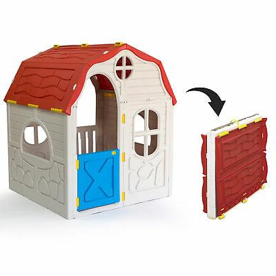 Ram Products Cottage Foldable Plastic Outdoor