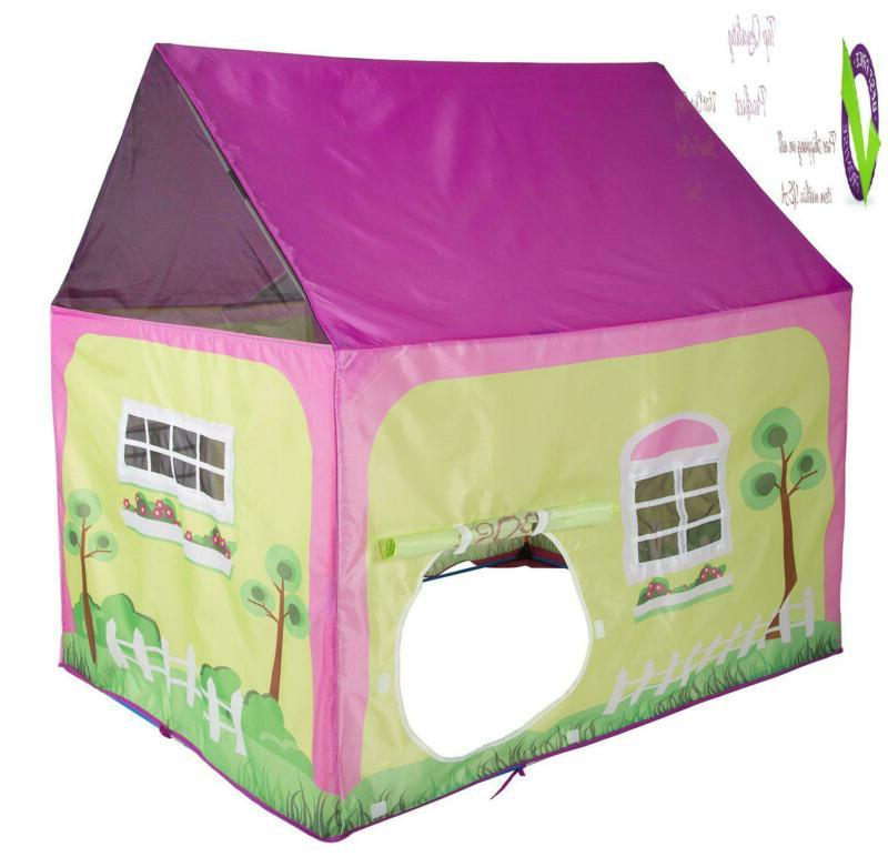 Pacific Play Tents Kids Cotta Play Tent Playhouse Outdoor