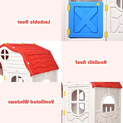 Kids Play Foldable Portable Indoor