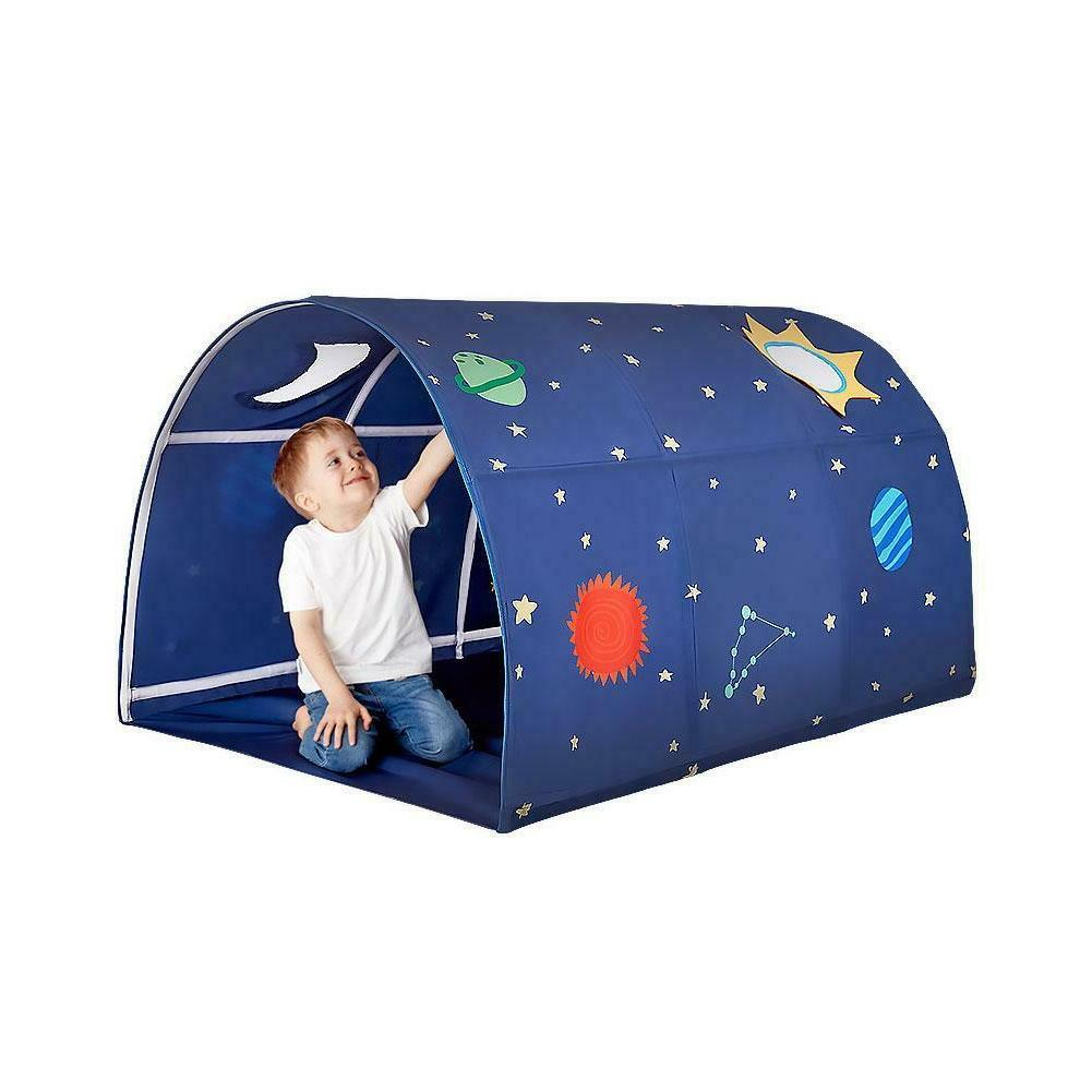 Kids Play House Tent Children Outdoor Indoor Tunnels Toy Cas