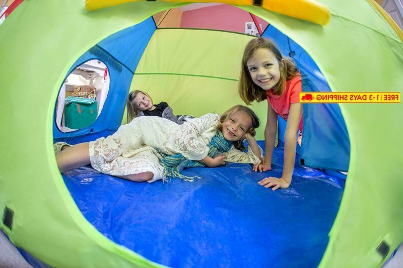 Kiddey Tent Playhouse For