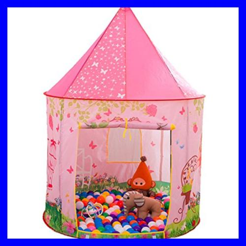 Anyshock Kids Play Tent Princess Castle Playhouse Girls Pop Outdoor