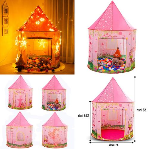 Anyshock Kids Princess Castle Girls Toys Outdoor