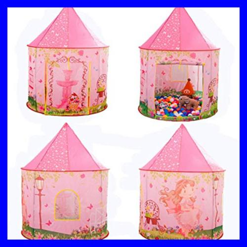 Anyshock Princess Castle Girls Up Toys Outdoor