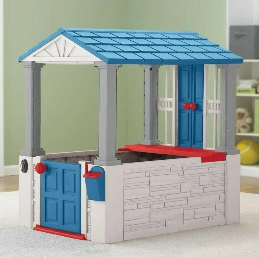 Kids Playhouse Indoor Outdoor Toddler Play House