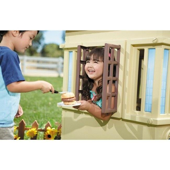 Kids Outdoor Outside Toddler Garden Cottage