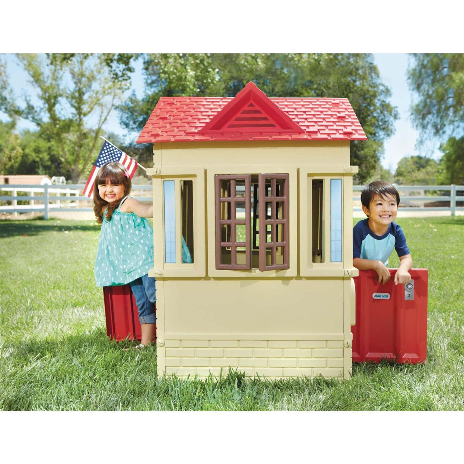 Kids Outdoor Little Tikes Toddler Children Playground
