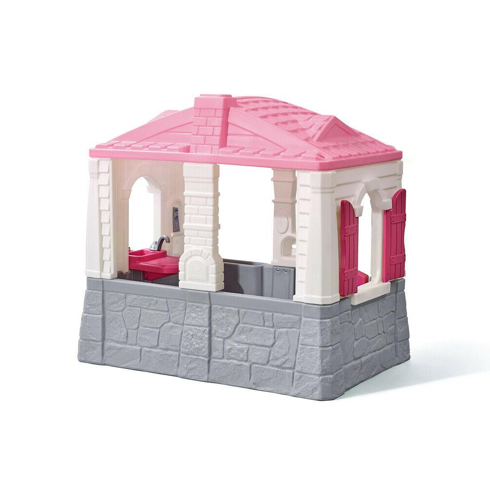 Kids Child House Toy Pink