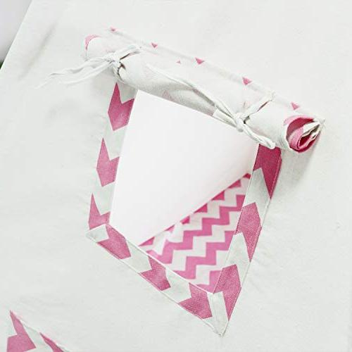 Kids Kids Tee Kids Tent with Teepee Stabilizer Children Tent for Indoor Outdoor House White Pink Tee