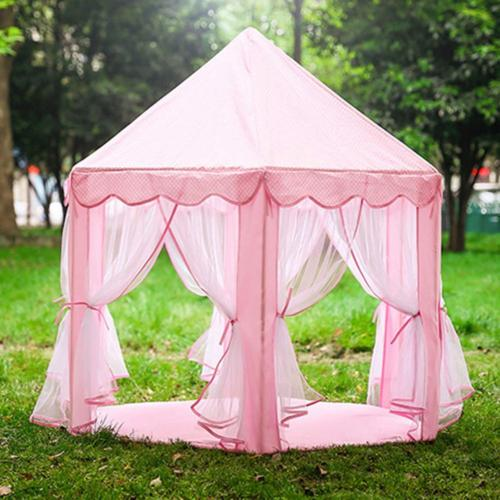 Anyshock Kids Castle Play House Tent