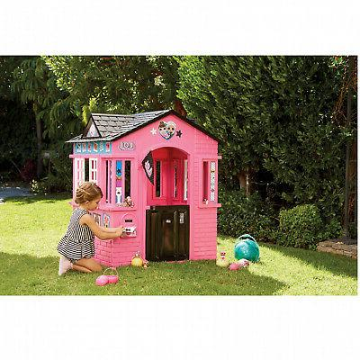 L.O.L. Cottage Playhouse Outdoor Kids Gift