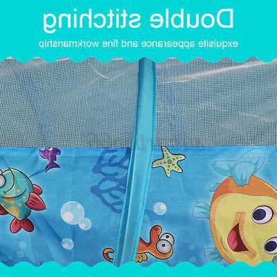 Large Folding Toddler Play Tent Tunnel