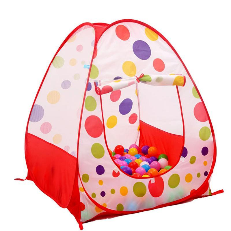 Large Play <font><b>Indoor</b></font> <font><b>Outdoor</b></font> Playing Tent House