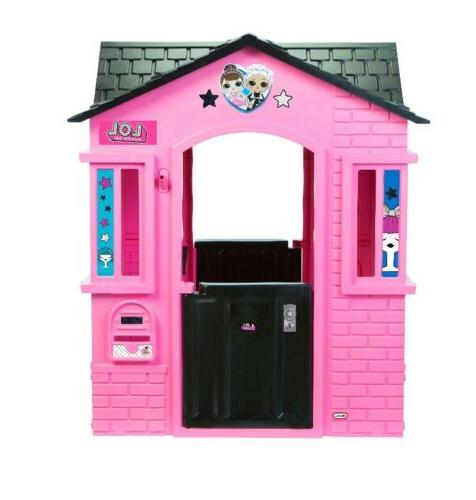 LOL Surprise Girls Playhouse Outdoor Cottage or Kids