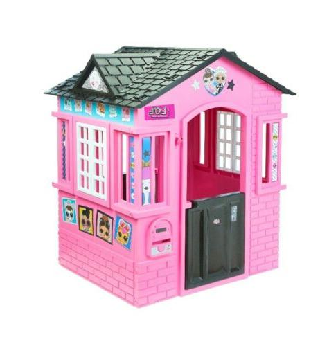 lol surprise girls playhouse outdoor cottage or