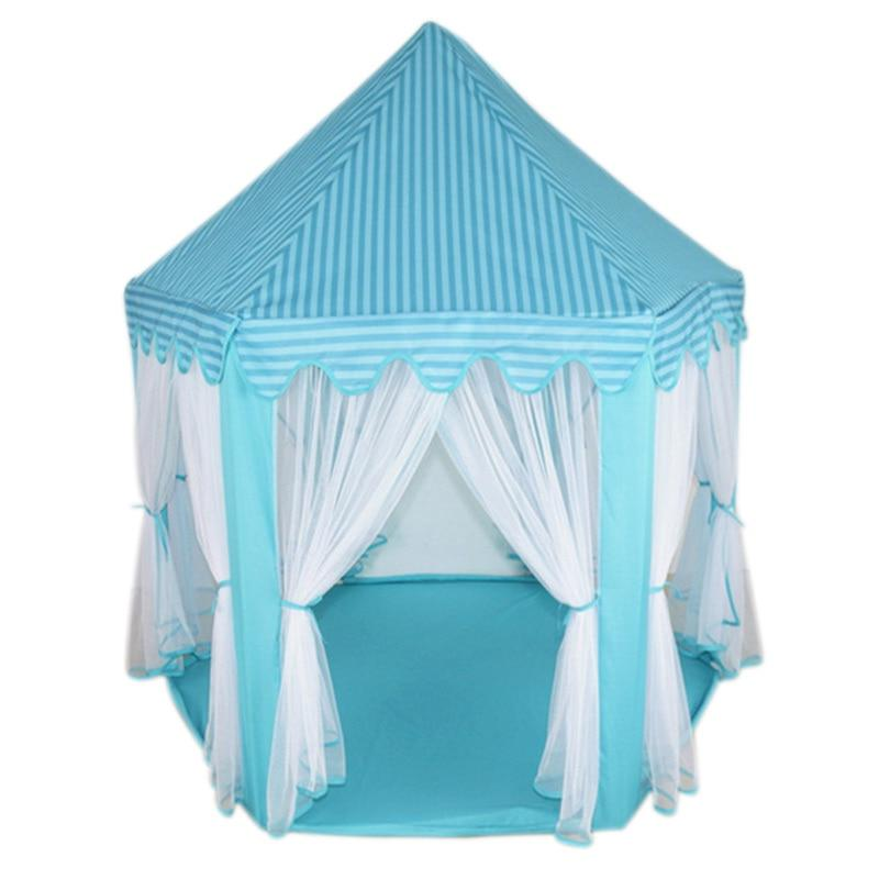 hot selling portable foldable princess castle play