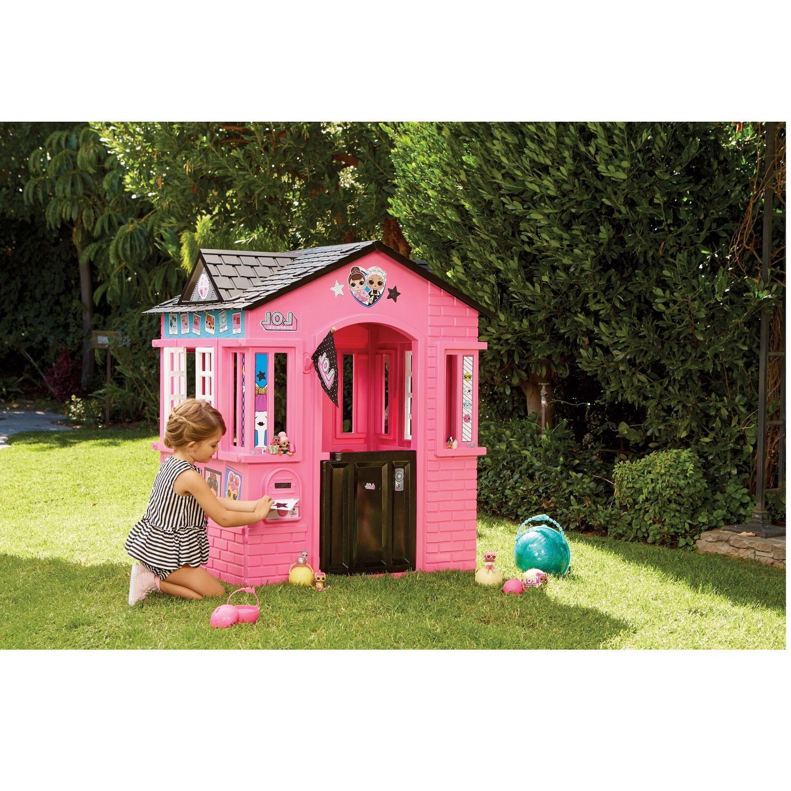 Outdoor For Kids Surprise Cabin
