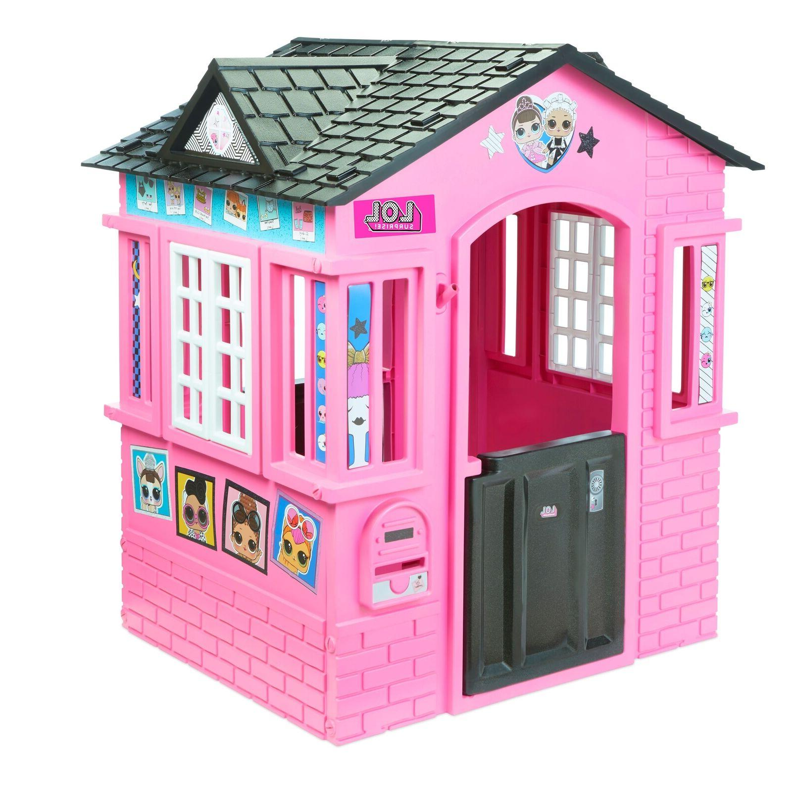 Outdoor Playhouse For Kids Cottage Surprise