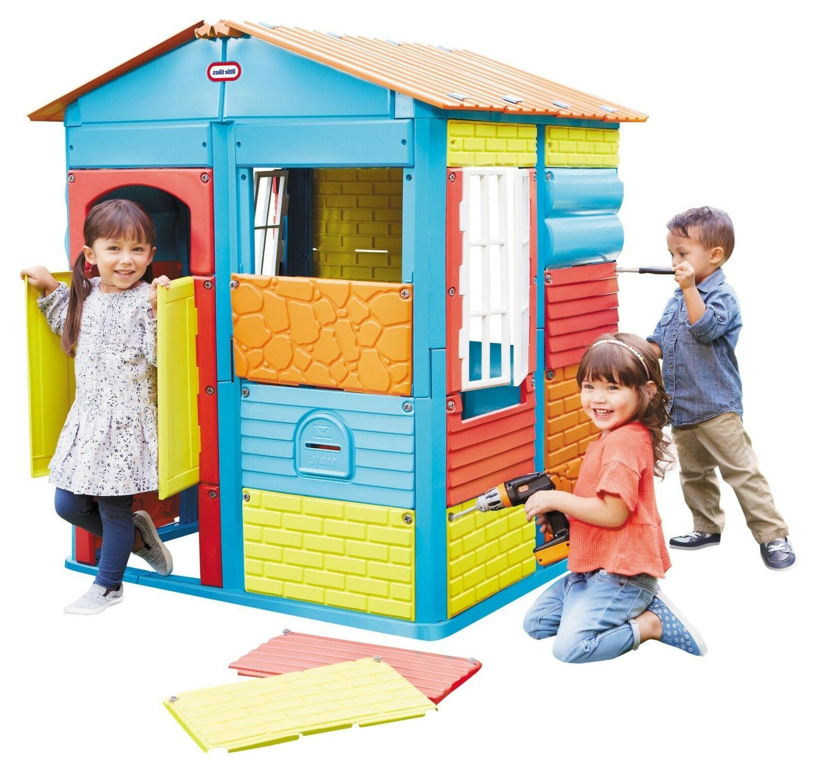 Outdoor Playhouse Little Tikes Playset Accessories ...