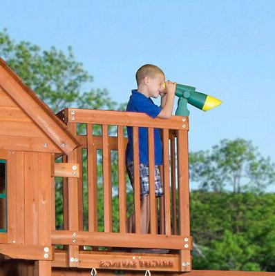 Outdoor Toy with Slide