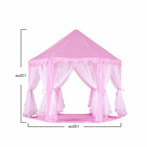 Pink Tent for