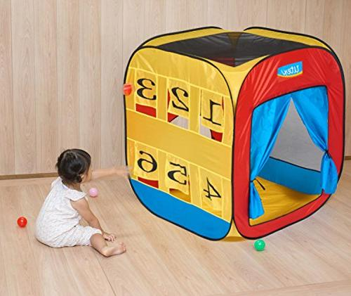 UTEX 3 1 Pop Play with for Kids,Babies,Boys,Girls,Toddlers,Indoor Playhouse