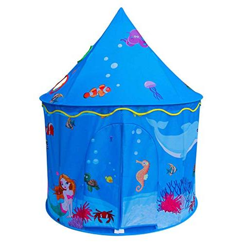 play tent castle playhouse birthday