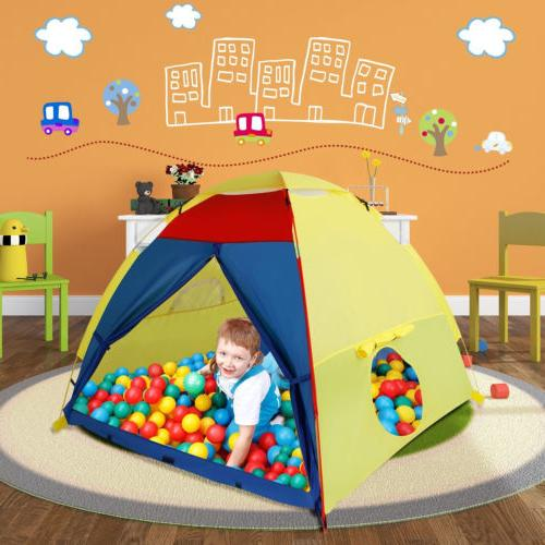 Play Tent Toys Outdoor Large Playhouse Boys Girls