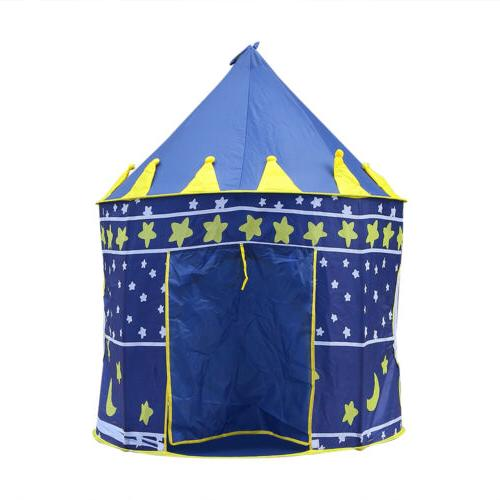 Playhouse Castle Tunnel Outdoor House Playhut