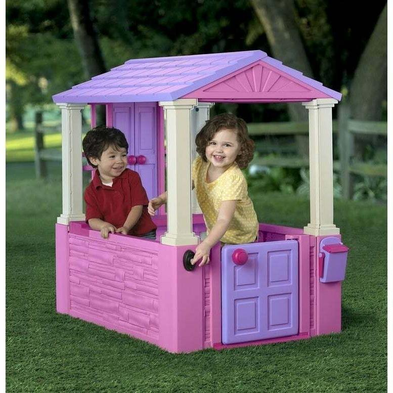 Playhouse My Own Cottage Pretend Play Preschool
