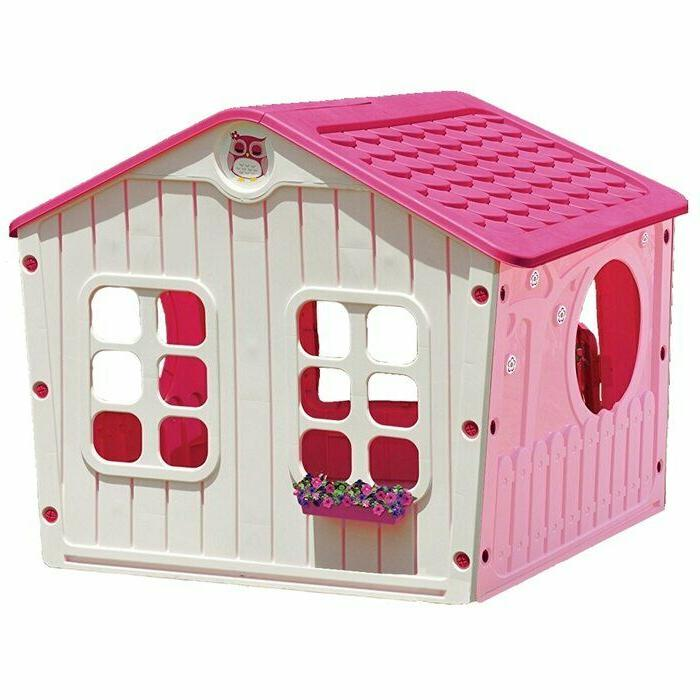 Playhouse Outdoor Girls Kids House