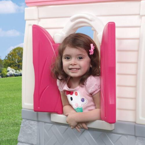 Kids Playhouse Child House Toy Girls